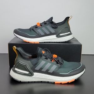 Adidas Ultraboost COLD RDY Black Orange Men Shoes